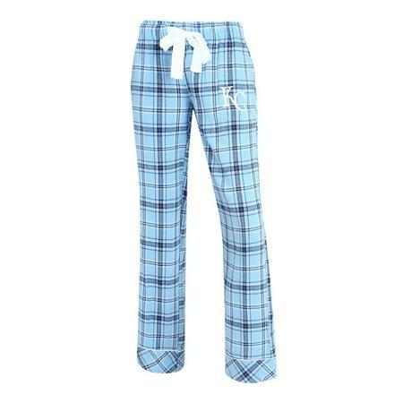 Ladies Capitvate Flannel Kansas City Royals Pajama Pants - Pajama City Promo Code
