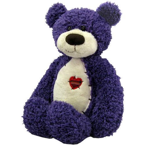First and Main Inc. Tender Teddy, Purple