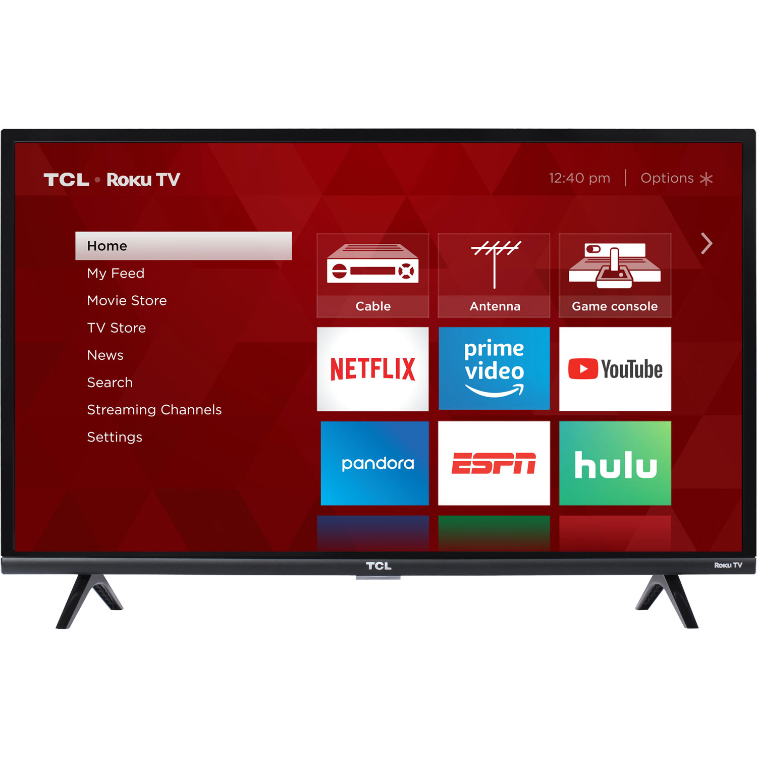 "TCL 32S327 32"" Full HD Roku Smart TV"