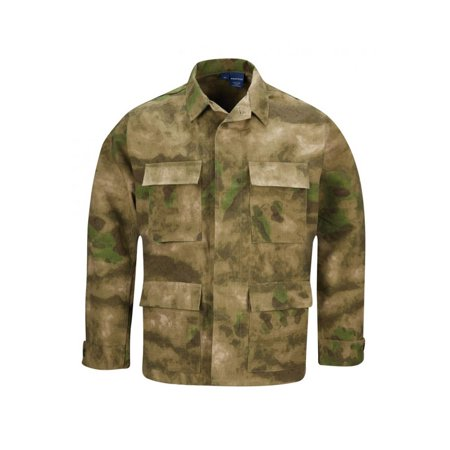 BDU Four Pocket Quick Dry Durable Military Ripstop Tactical Uniform Coat