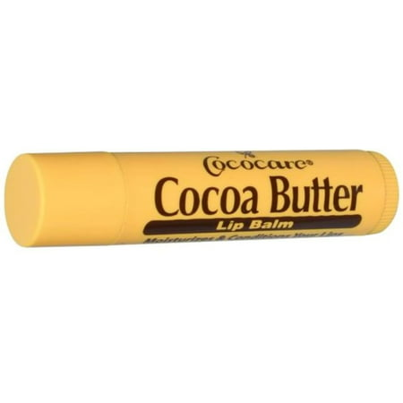 6 Pack - Cococare Cocoa Butter Lip Balm 0.15 oz