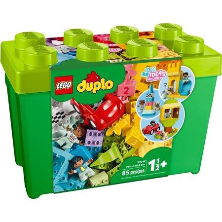 LEGO DUPLO Classic Deluxe Brick Box 10914 Lego Duplo Basic Bricks