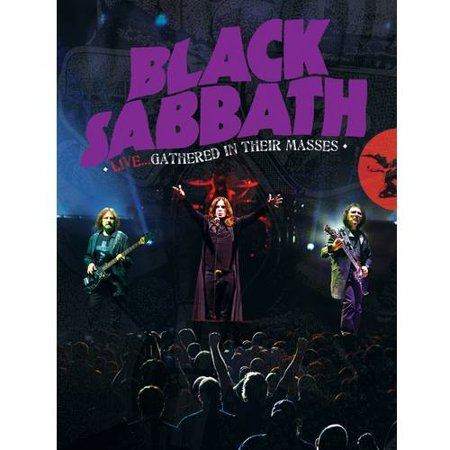 Black Sabbath Live: Gathered In Their Masses (Music Blu-ray)