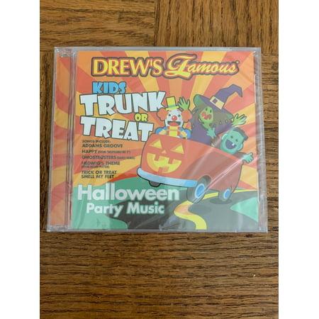 Trunk Or Treats (Kids Trunk Or Treat CD)