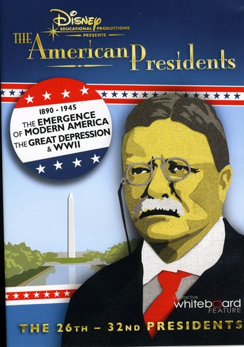 American President: 1890-1945 by DISNEY/BUENA VISTA HOME VIDEO