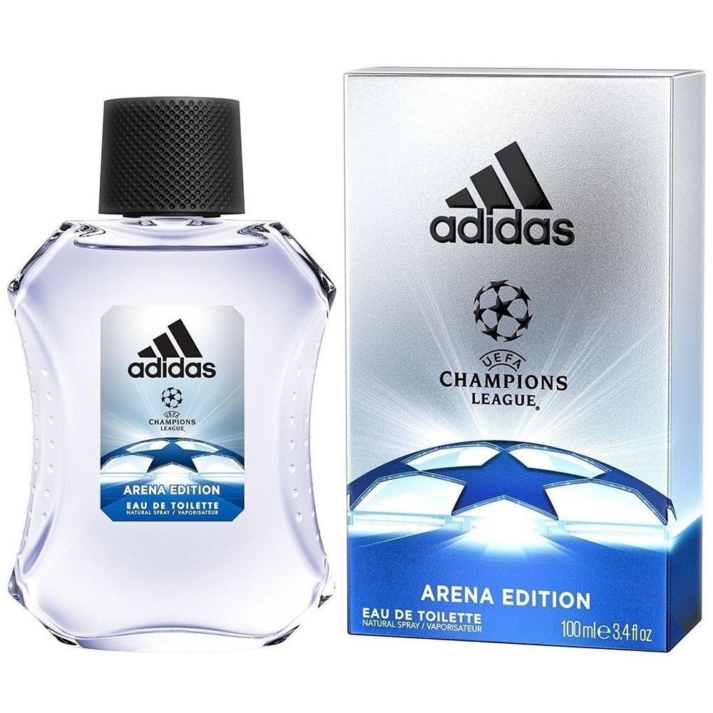 UEFA Champions League Adidas 3.4 oz EDT Spray (Arena Edition) For Men