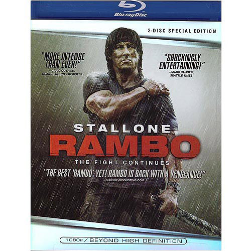 Rambo: The Fight Continues (Blu-ray) (Widescreen)