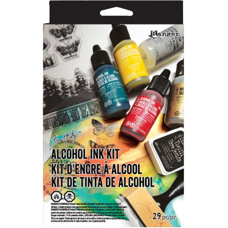 Tim Holtz Alcohol Ink Kit- -