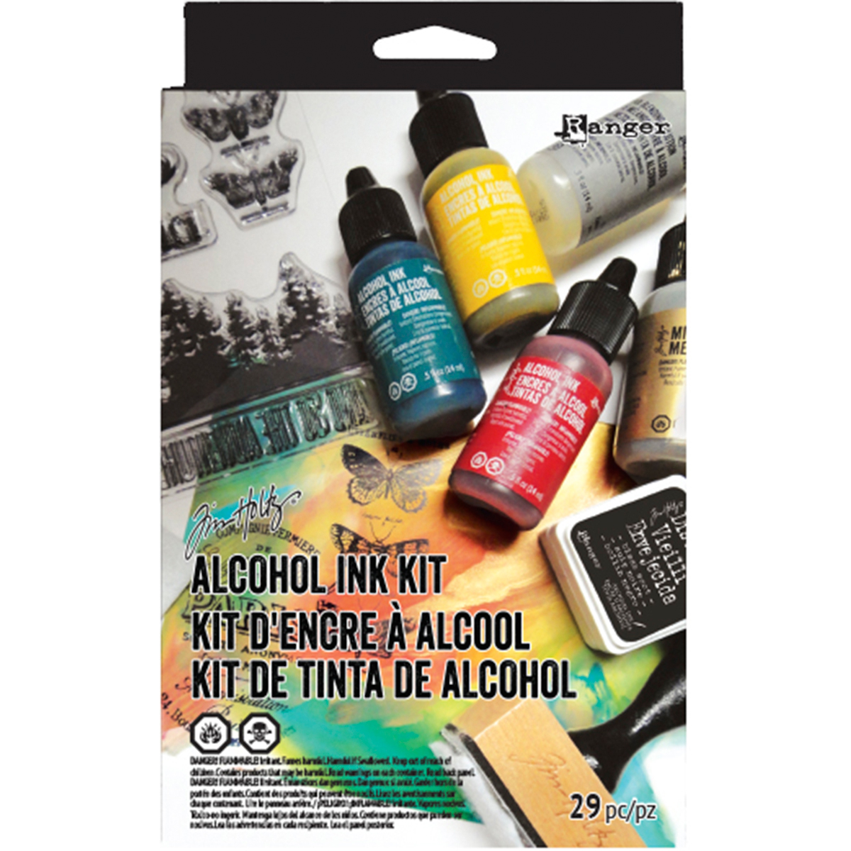 Tim Holtz Alcohol Ink Kit-