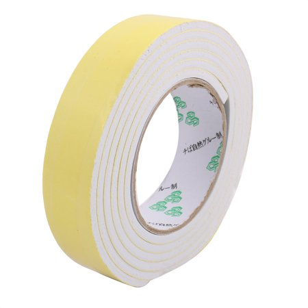 30mm Width 5mm Thickness EVA Single Side Sponge Foam Tape 2 Meters Length 3 Meter Vhb Double Sided Tape