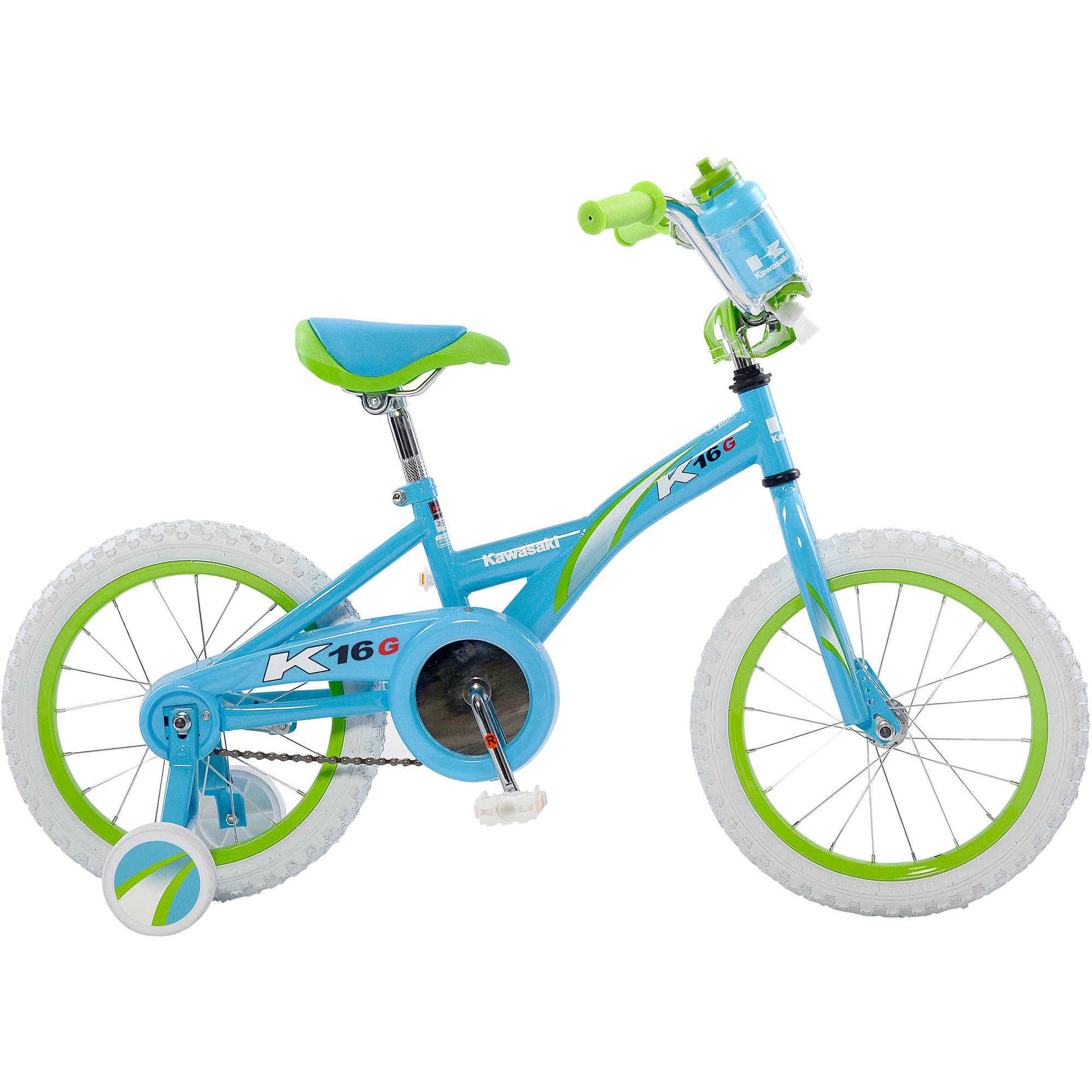 "Kawasaki 16"" Girls' Bike"