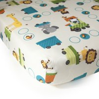 Bedtime Originals Crib Fitted Sheet Choo