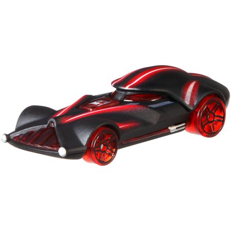 Hot Wheels Star Wars Darth Vader Lightsaber Series Vehicle