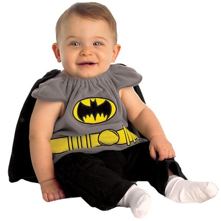 Halloween Baby Lobster Pot (Rubie's Newborns 'Baby Batman' Halloween Costume, Grey/Black/Yellow, 0-9)