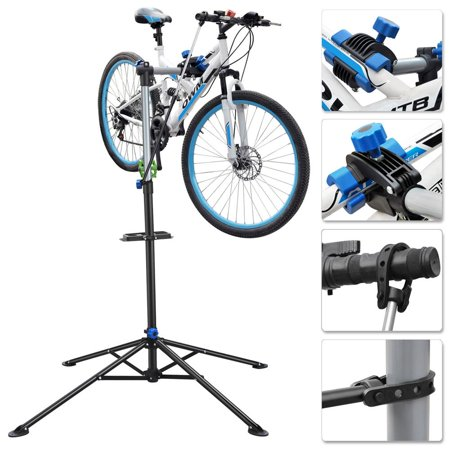 Yaheetech Bicycle Pro Mechanic Bicycle Repair Workshop Stand Rack Bike Repair