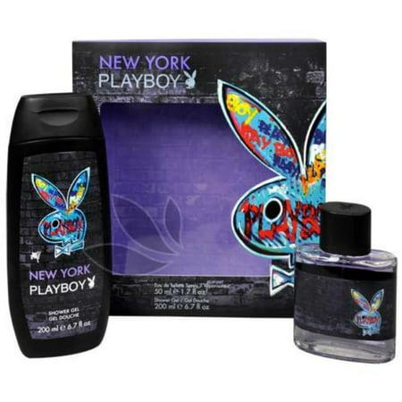 Playboy  New York 2-piece Gift Set - Playboy Thanksgiving
