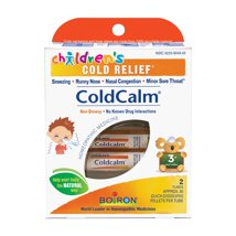 Cold & Flu: Boiron Children's Coldcalm Quick Dissolving Pellets