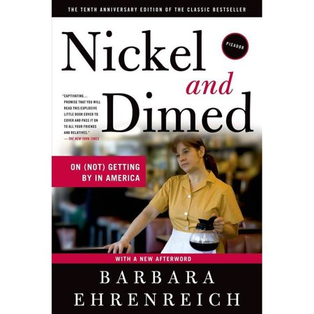 nickel and dimed on not getting Nickel and dimed: on not getting by in america summary when one is charged a little bit at a time until the expense grows beyond expectations, that is called being nickel and dimed.