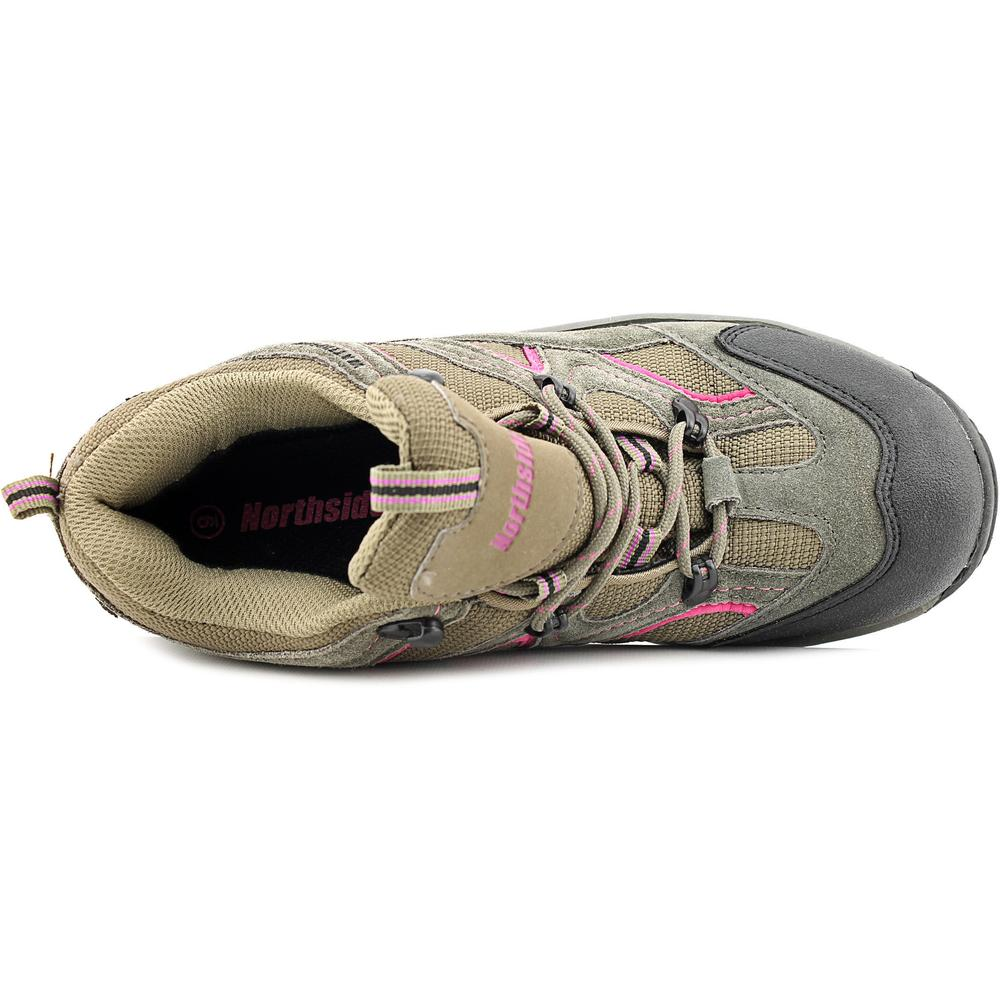Northside Snohomish Low Women  Round Toe Suede Brown Hiking Shoe
