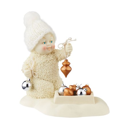 Department 56 Snowbabies 4045636 Unpacking The Ornament ()