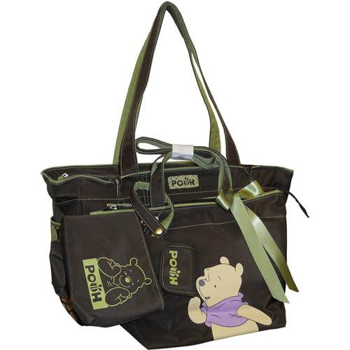 Disney Winnie the Pooh 5-Piece Diaper Bag Set