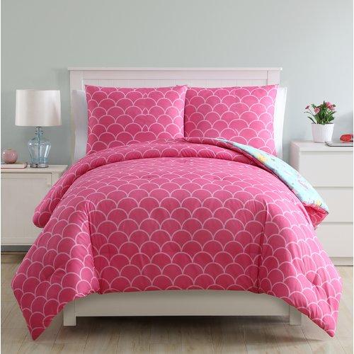 Harriet Bee Balbo Reversible Comforter Set