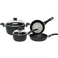 6-Piece Ballarini Rialto Non-Stick Cookware Set (Black)