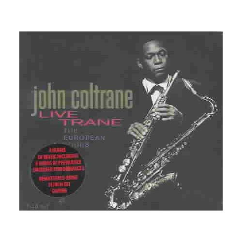 Personnel: John Coltrane (soprano & tenor saxophones); Eric Dolphy (alto saxophone, flute, bass clarinet); McCoy Tyner (piano); Reggie Workman, Jimmy Garrison (bass); Elvin Jones (drums).<BR>Producer: Norman Granz.<BR>Compilation producer: Eric Miller.<BR>Recorded live in Europe between November 1961 and November 1963. Includes liner notes by Neil Tesser & Carlos Santana.<BR>Digitally remastered by Joe Tarantino (Fantasy Studios, Berkeley, California).