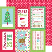 Sugarplums Double-Sided Cardstock 12 Inch X 12 Inch-Merry Magic