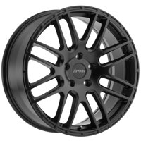 Petrol P6A 17x7.5 5x120 +35mm Matte Black Wheel Rim