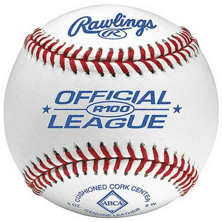 Rawlings Dozen of Any League Baseball, Your Choice