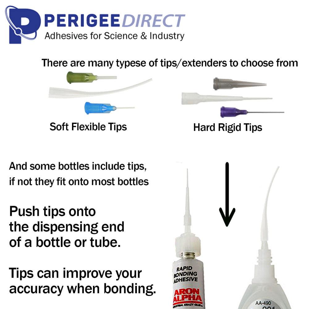 1oz Bottle Black Magic Toughened Flexible Temp-resistant Gel Permabond 737