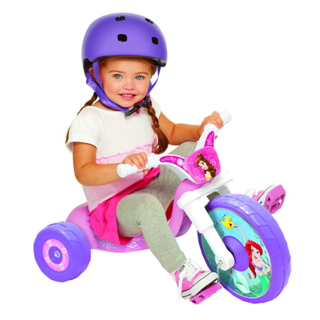 "Disney Princess 10"" Fly Wheels Junior Cruiser Trike"