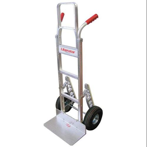 B & P MANUFACTURING A11E-B1-C6-D5-E1L-E52 Modular Hand Truck,600 lb. by VALUE BRAND