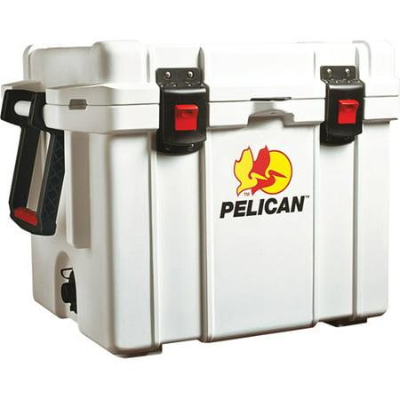 Pelican 32-65Q-MC-WHT ProGear Elite Marine Deluxe Cooler with 2