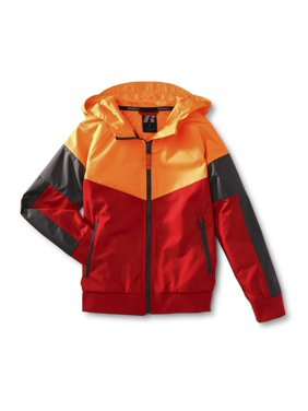 Russell Boys' 4-18 Active Woven Windbreaker Jacket