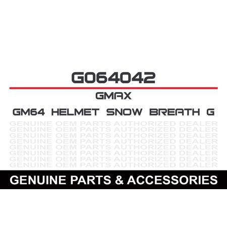 Breath Guard & Chin Curtain Gm64 Snow (Shield Chin Guard)