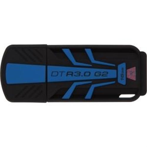 Kingston 16GB DataTraveler R3.0 G2 USB 3.0 Flash Drive DTR30G2/16GB