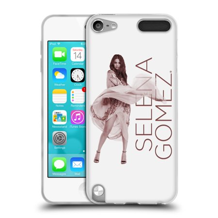 OFFICIAL SELENA GOMEZ REVIVAL SOFT GEL CASE FOR APPLE IPOD TOUCH MP3