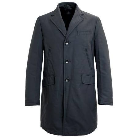 Manuel Ritz Removable Liner Long Coat
