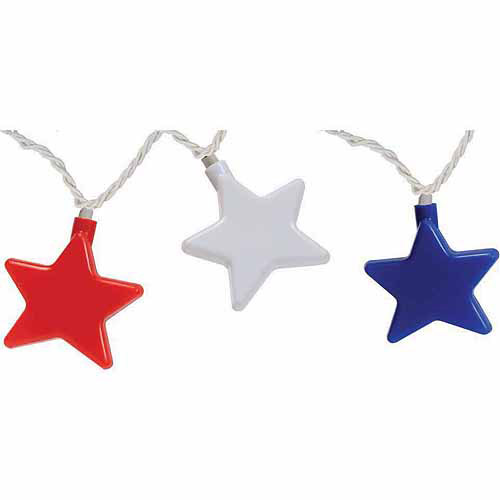 Camco Party Lights, Stars by Generic