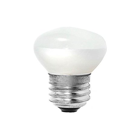GE 40w 120v R14 E26 Base Spot Incandescent Reflector bulb