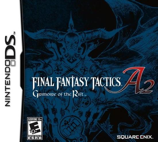 Nintendo DS - Final Fantasy Tactics A2 Grimoire Of The Rift