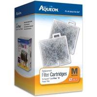 Aqueon Aquarium Filter Cartridges, Medium