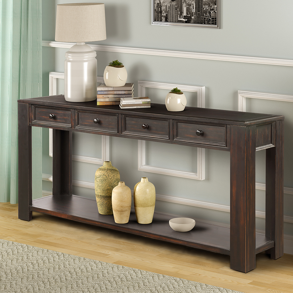 Buffet Cabinet Sideboard Console Table for Entryway ...