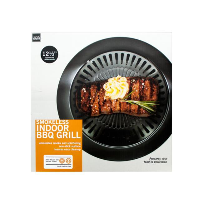 Bulk Buys OD352-1 Smokeless Indoor Barbecue Grill by Bulk Buys