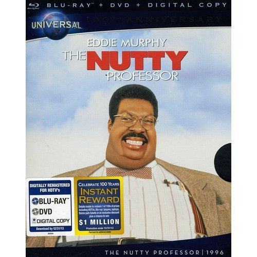 The Nutty Professor (Universal 100th Anniversary Collector's Series) (Blu-ray + DVD) (Widescreen)