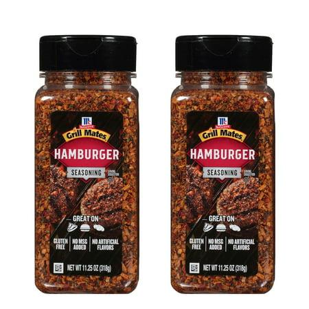 Mccormick Grill Mates Hamburger Seasoning, 11.25 oz. -