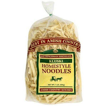 Das Dutchman Essenhaus Kluski Homestyle Noodles  16 Oz  Pack Of 6