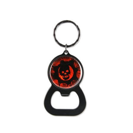 Gears Of War 3 Keychain Bottle Opener Vein Omen Walmart